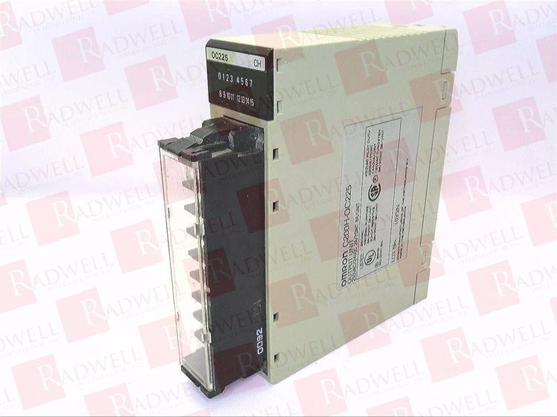 OMRON C200H-OC225 1