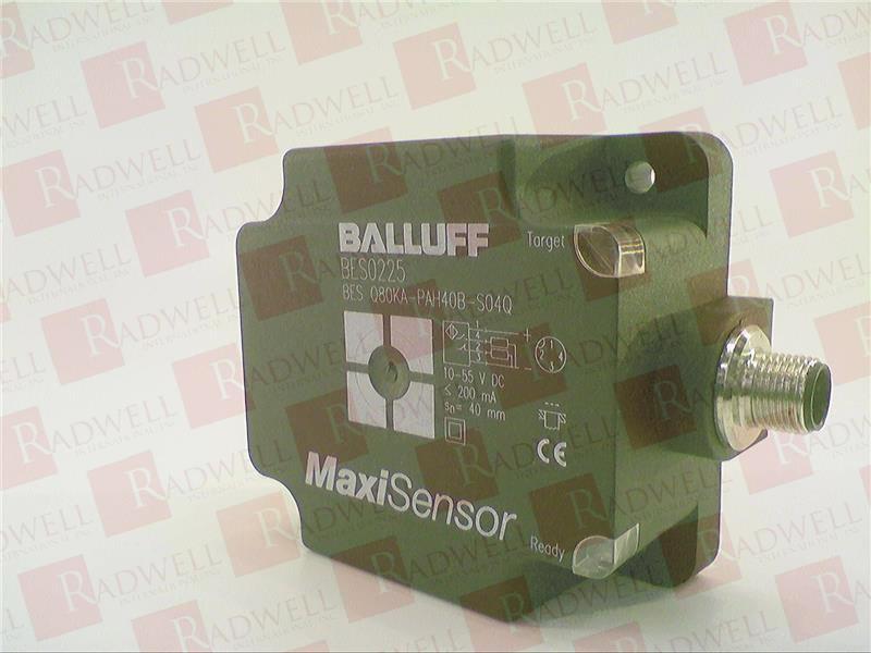 BALLUFF BES Q80KA-PAH40B-S04Q NEW IN BOX BESQ80KAPAH40BS04Q