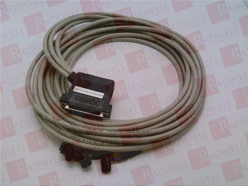 CABLE CONNECTION GIC-NI32DO-PLCV8-3000