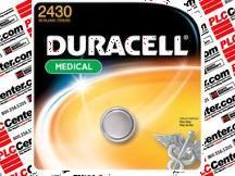 DURACELL DL2430BPK