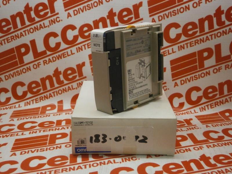 OMRON CQM1-TC102 1