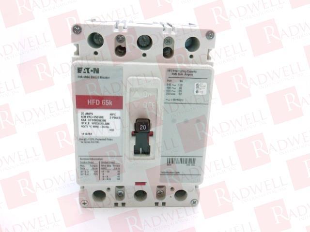 EATON CORPORATION HFD3020LS06 1