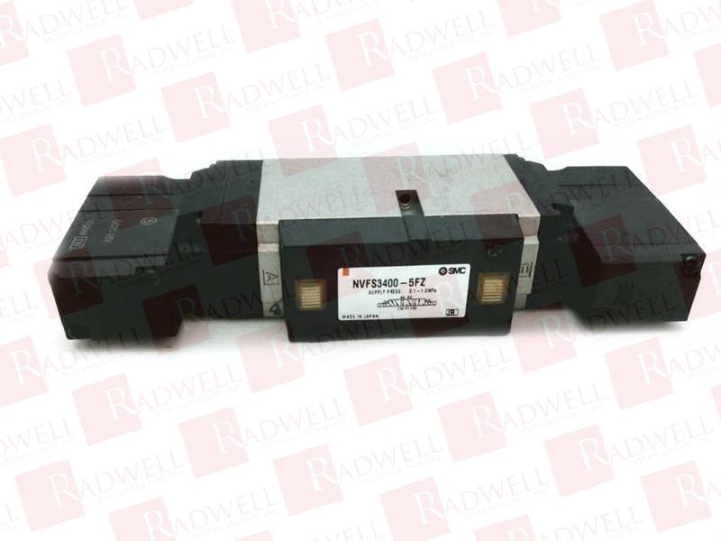 SMC NVFS3400-5FZ
