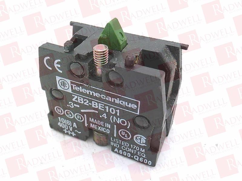 SCHNEIDER ELECTRIC ZB2BE101 2