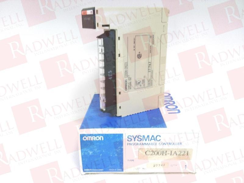 OMRON C200H-IA221 1