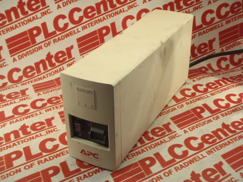 SCHNEIDER ELECTRIC BK500MC