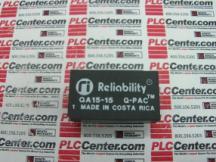 RELIABILITY INC QA1515