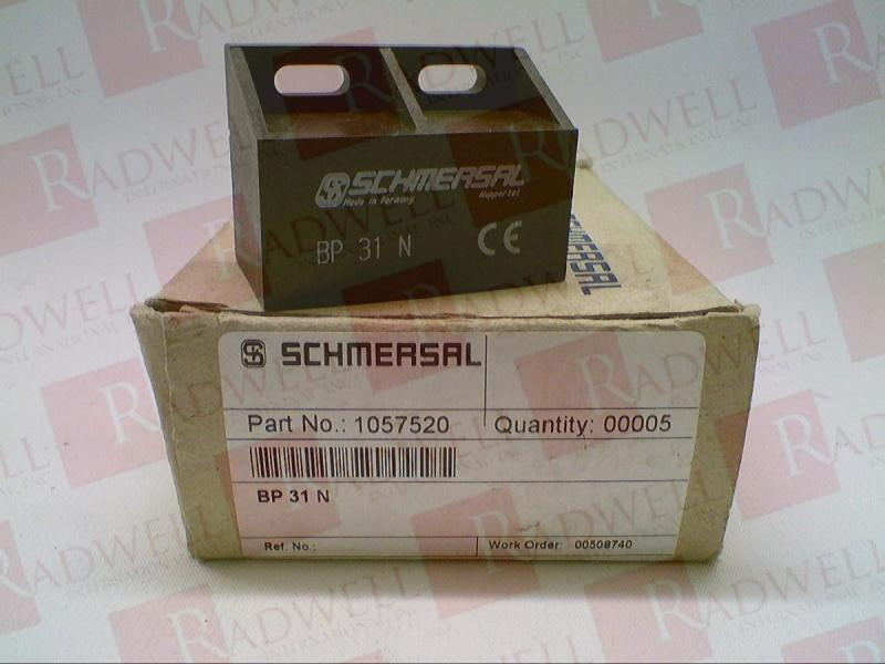 SCHMERSAL BP-31-N