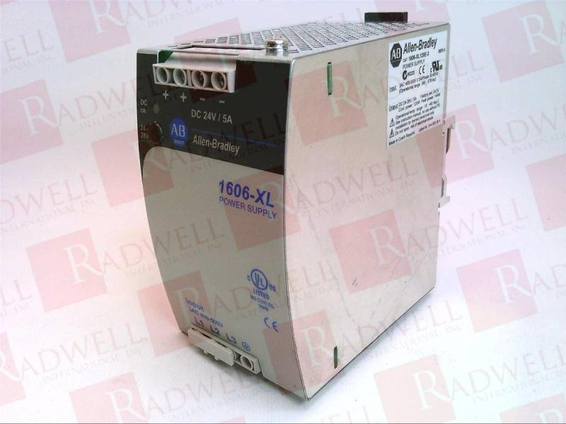 ALLEN BRADLEY 1606-XL120E-3
