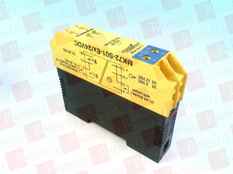 TURCK MK72-S01-EX/24VDC