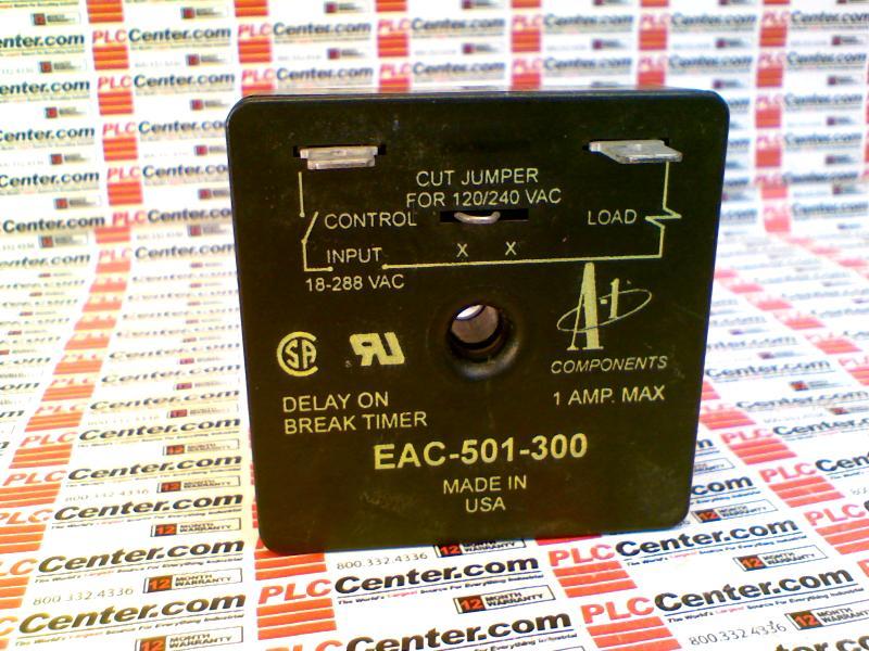 A 1 COMP CORPORATION EAC-501-300