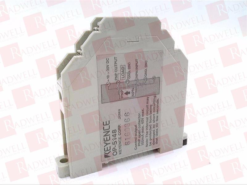 OP-5148 by KEYENCE CORP - Buy or Repair at Radwell - Radwell com