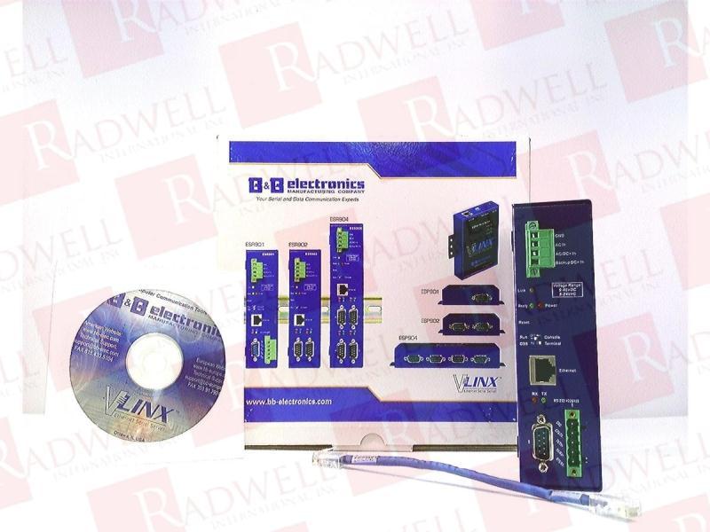 B&B ELECTRONICS ESR901 1