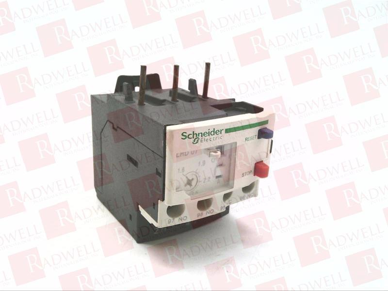 SCHNEIDER ELECTRIC LRD07 1