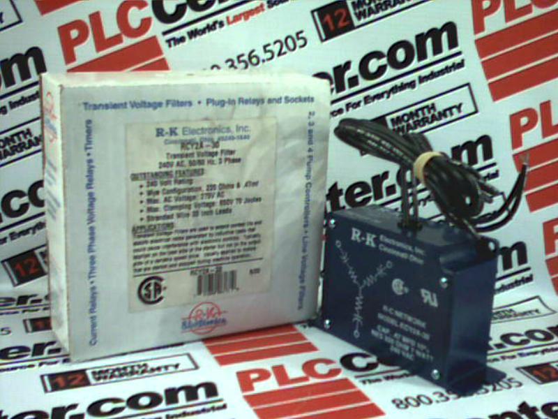 RK ELECTRONICS RCY2A-30 0