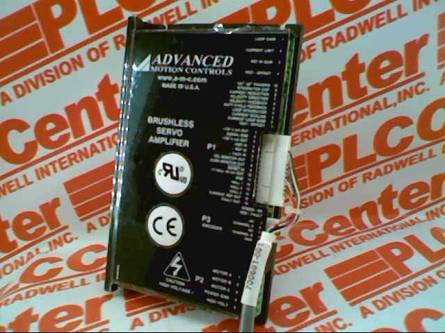 ADVANCED MOTION CONTROLS BE25A20/H