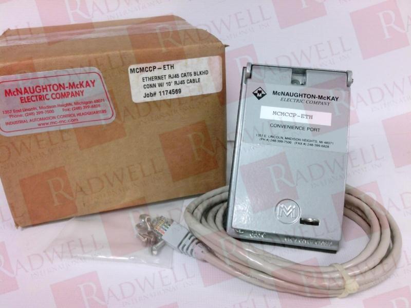 MCNAUGHTON-MCKAY ELECTRIC CO MCMCCP-ETH