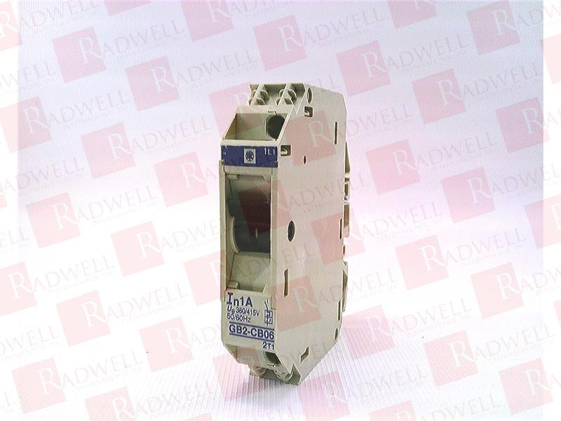 SCHNEIDER ELECTRIC GB2CB06