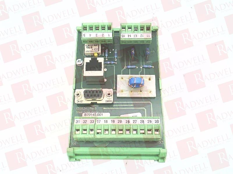INTERSCHALT C901001A