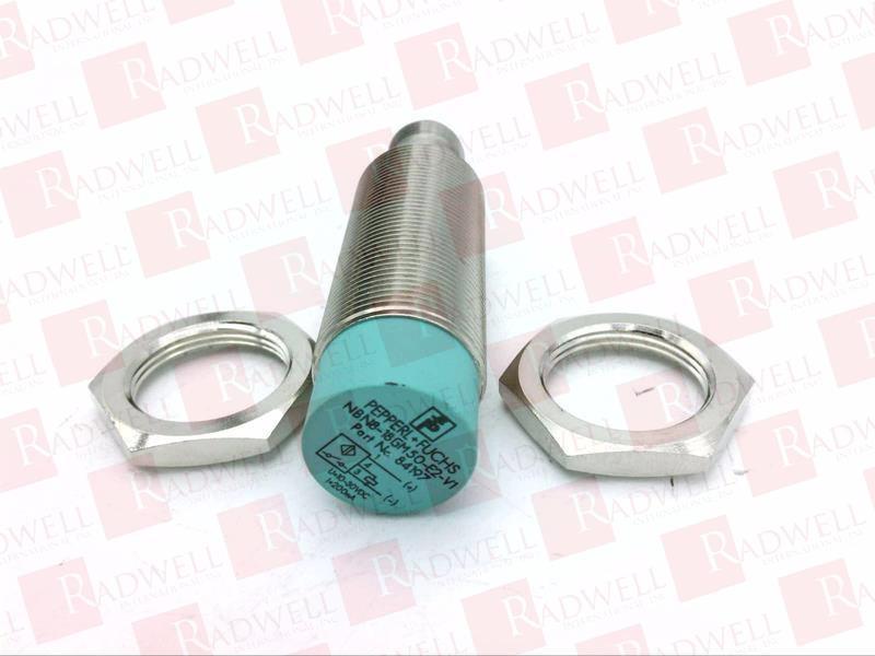 PEPPERL & FUCHS NBN8-18GM50-E2-V1