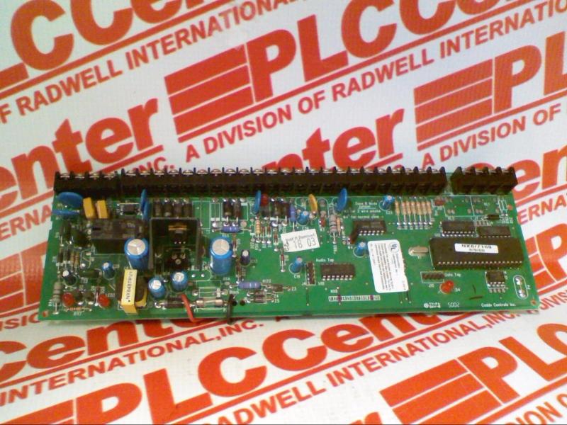 CADDX CONTROLS INC NX8