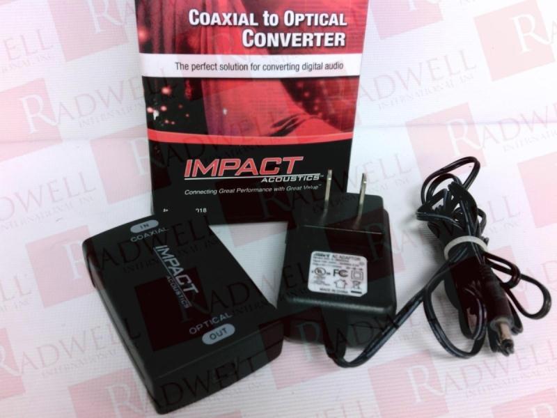 IMPACT ACOUSTICS 40018