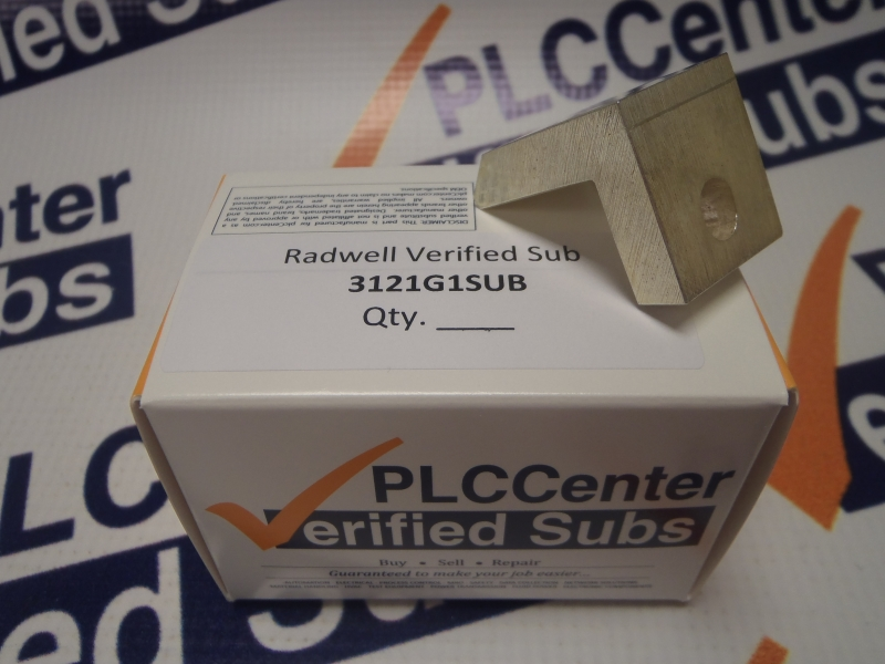 RADWELL VERIFIED SUBSTITUTE 3121G1SUB