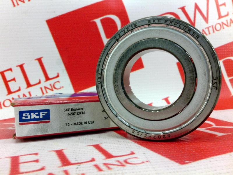 6207-ZJEM by SKF - Buy or Repair at Radwell - Radwell com