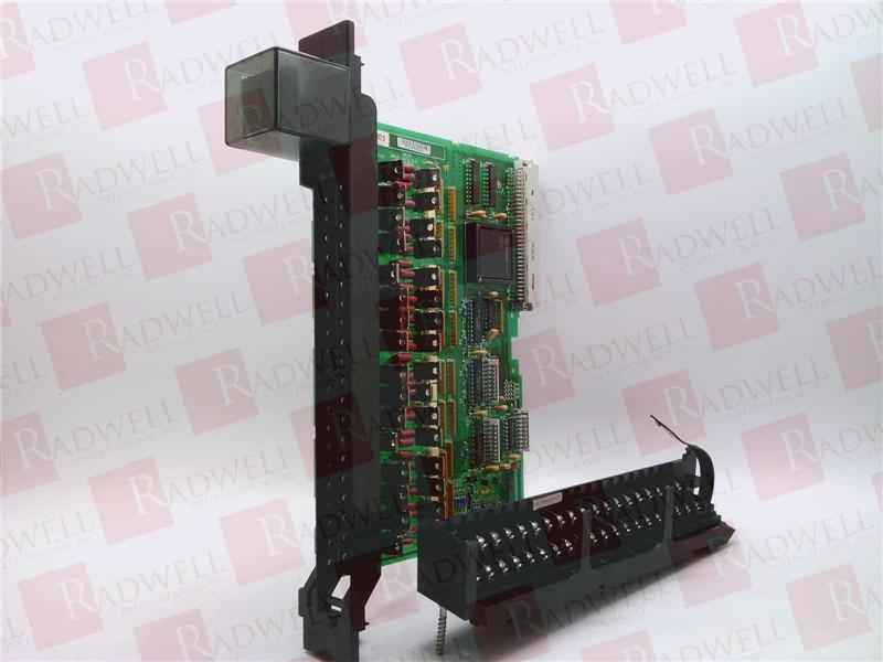 **LOT OF 2** GE FANUC OUTPUT MODULE IC697MDL350