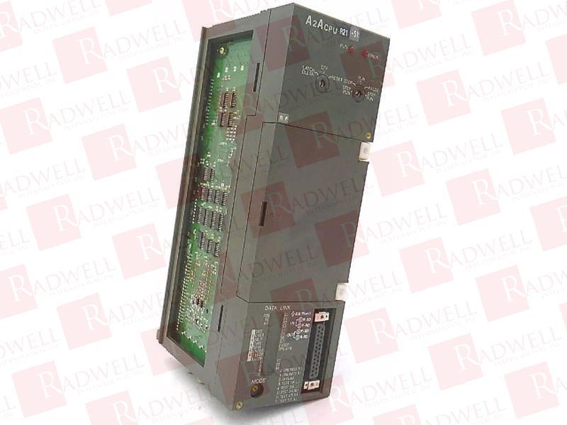 MITSUBISHI A2A-CPU-R21-S1