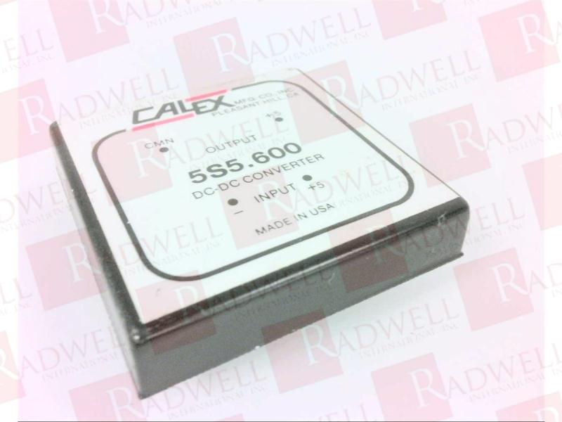 CALEX 5S5.600