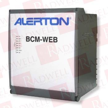 ALERTON BCM-WEB