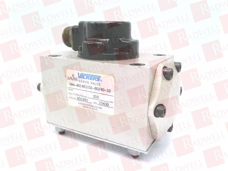 SM4-40(40)151-80/40-10 by EATON CORPORATION - Buy or Repair