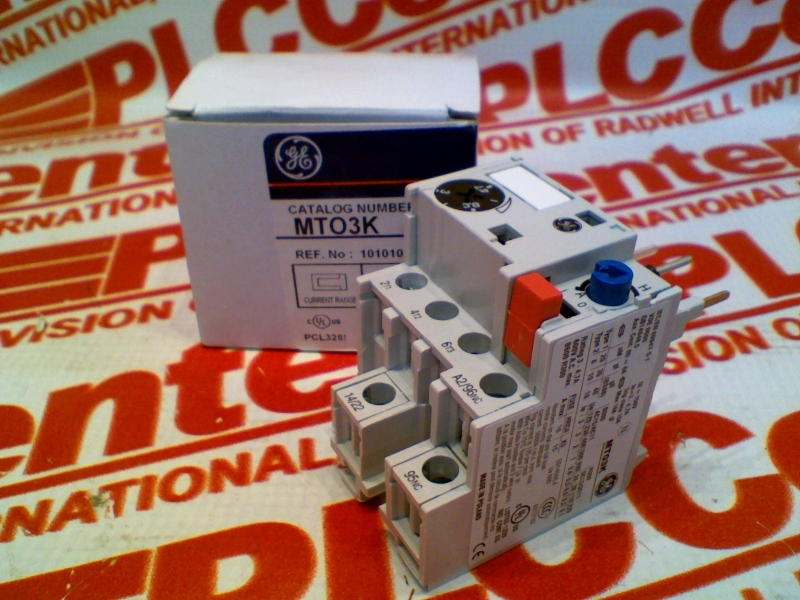 GENERAL ELECTRIC MT03K 1