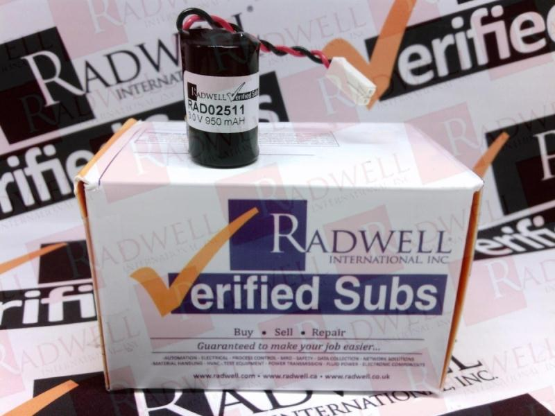 RADWELL VERIFIED SUBSTITUTE 146881-SUB