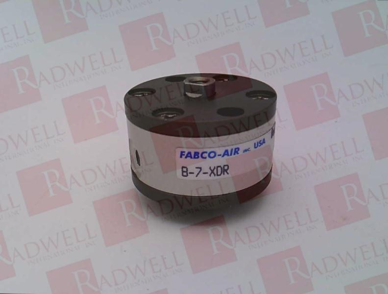 FABCO B-7-XDR