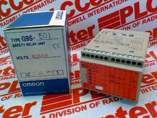OMRON G9S5-01-AC240