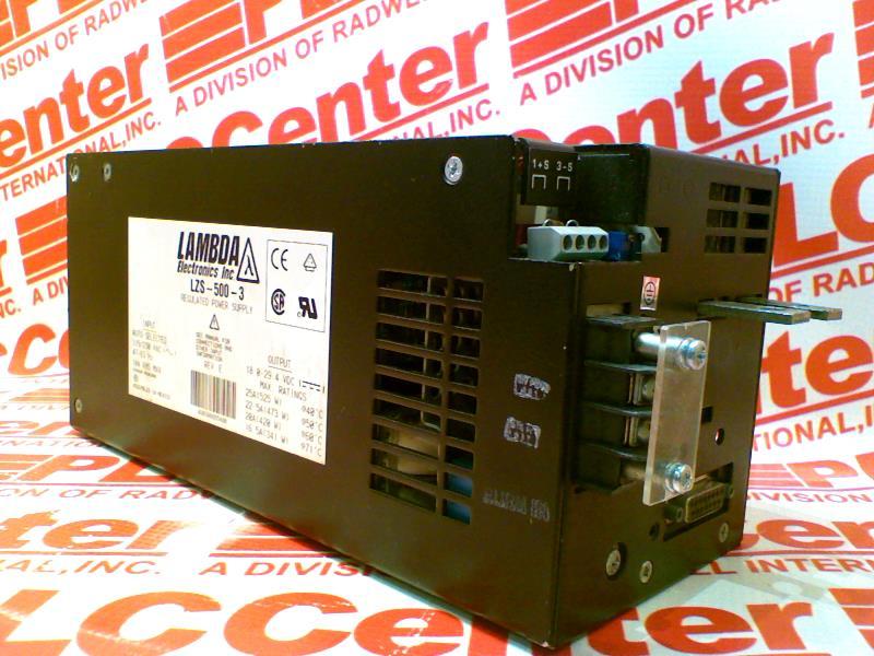TDK LZS-500-3 1