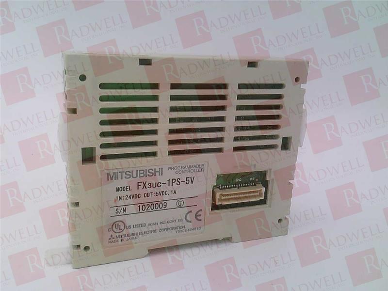 MITSUBISHI FX3UC-1PS-5V