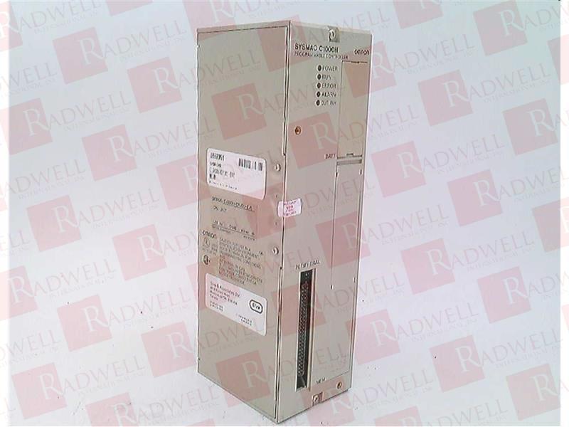 OMRON C1000H-CPU01-EV1 0