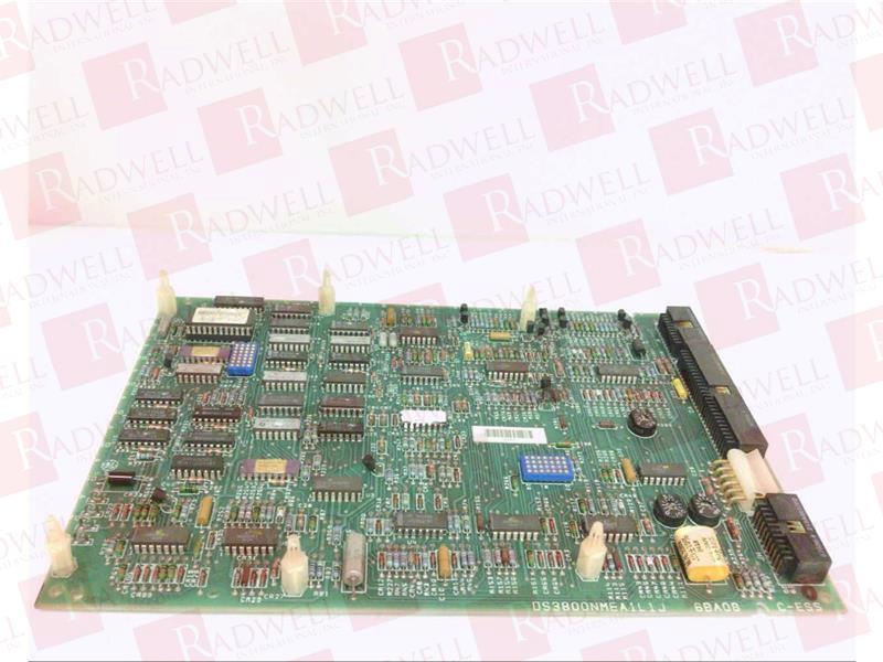 GENERAL ELECTRIC DS3800NMEA1L1J