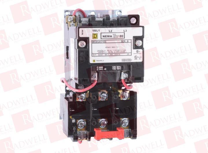SCHNEIDER ELECTRIC 8536SBO2V07