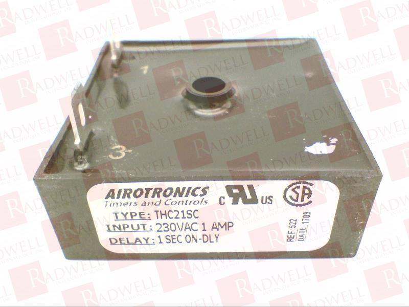 AIROTRONICS THC21SC