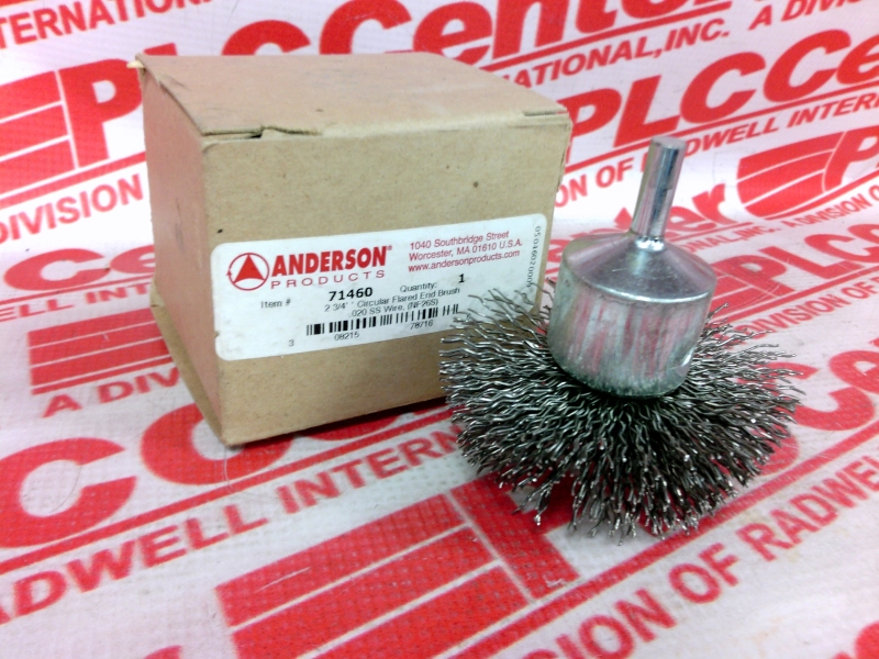 ANDERSON HOLE SAW 71460
