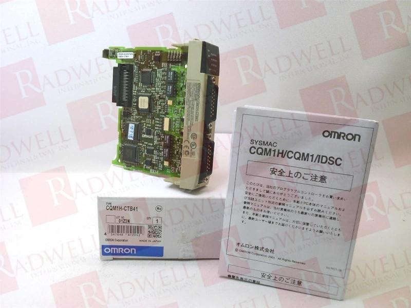 OMRON CQM1H-CTB41
