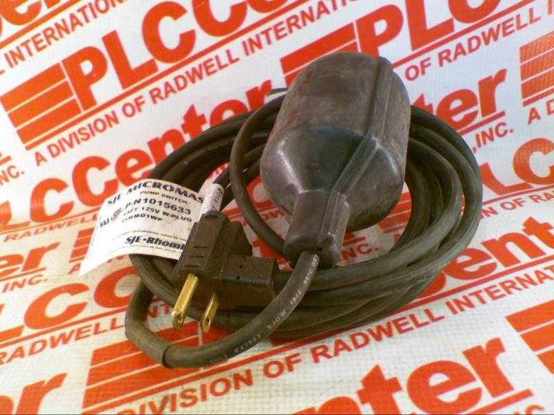 SJE-RHOMBUS CONTROLS 1015633