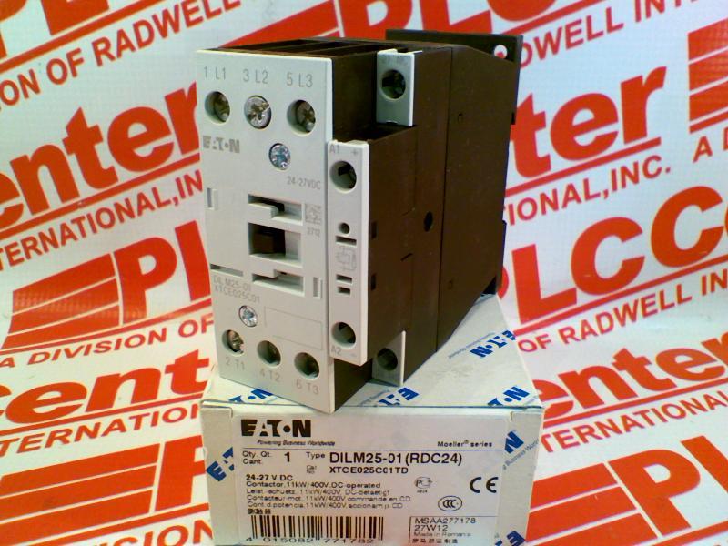 Moeller Manuel Motor Controller          PKZM0063