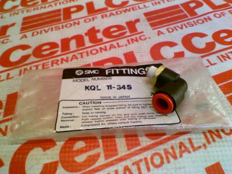 SMC KQL11-34S