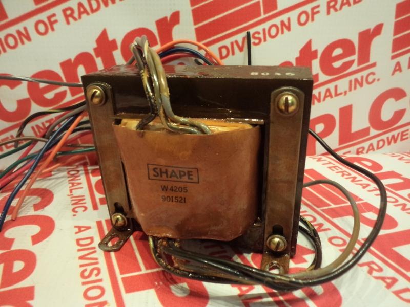SHAPE ELECTRONICS W-4205