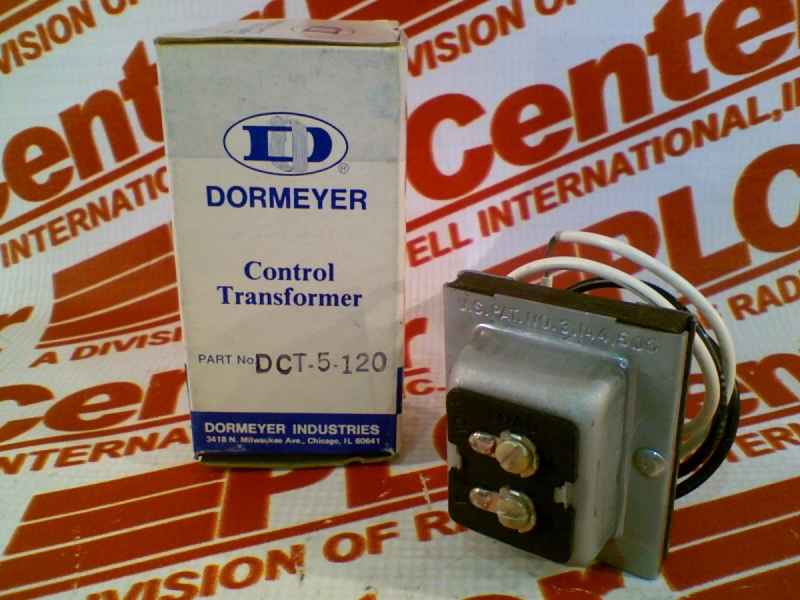 JOHNSON ELECTRIC DCT-5-120